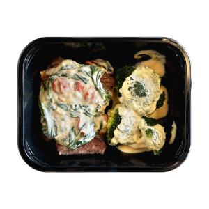 Keto Tuscan Butter Steak