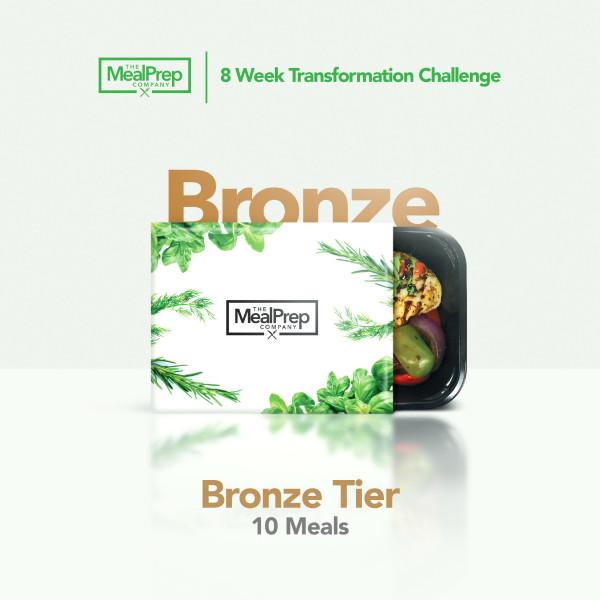 Meal Prep Company Windsor Bronze Transformation Challange