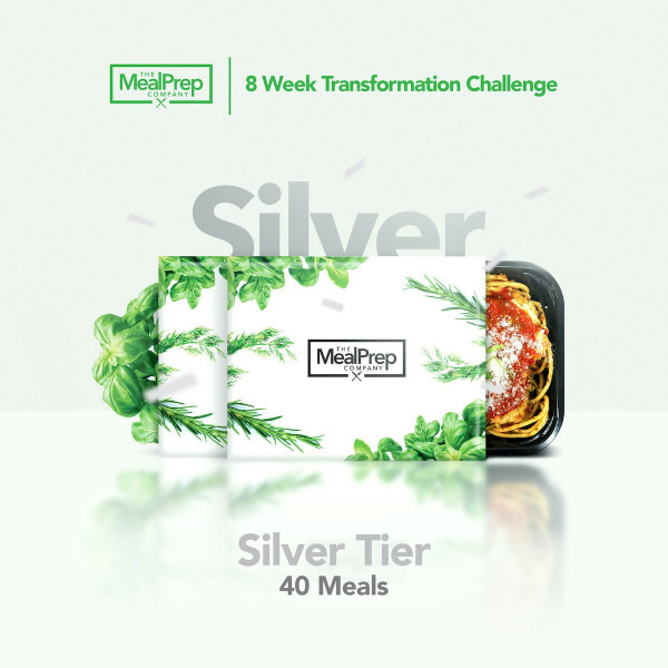 Meal Prep Company Windsor Silver Transformation Challange