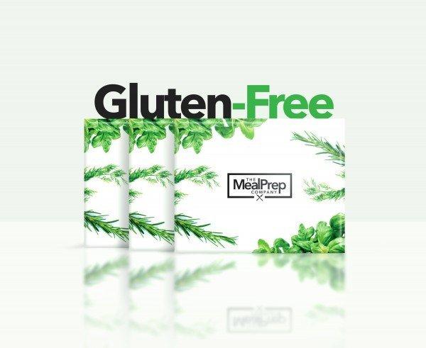 Gluten Free Meal Prep Package