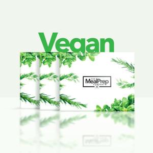Vegan Meal Prep Package