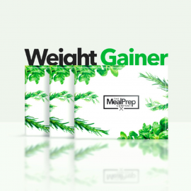 Weight Gainer Meal Prep Package Windsor